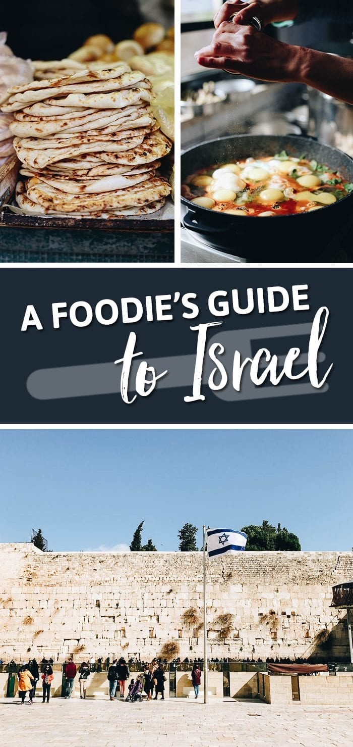 Are you a foodie looking to explore Israel? Look no further than the Foodie's Guide to Israel, which highlights all the not-to-miss places on your culinary adventure!