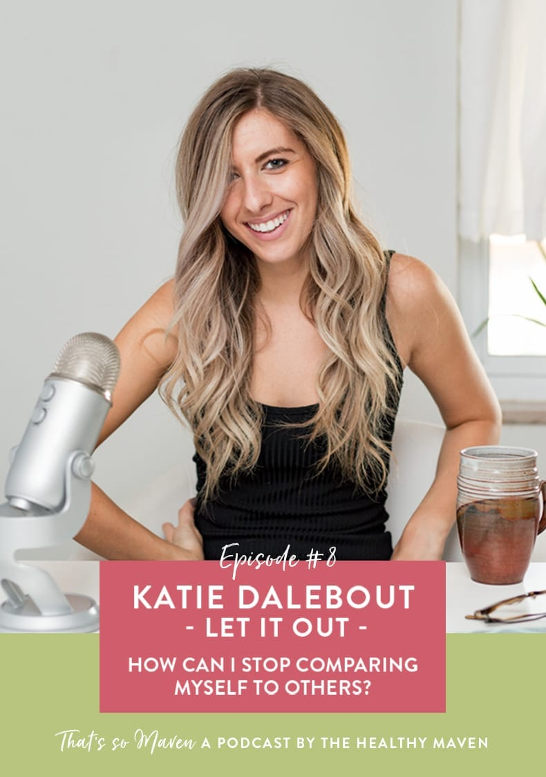 "I'm so excited to welcome Katie Dalebout from Let It Out with Katie Dalebout to the show today. We're chatting all about ""Shine Theory"" and why as women we must support each other."