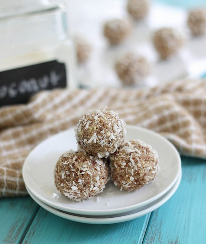 Apricot Pit Apartments: The BEST Energy Ball Recipes On The Internet!
