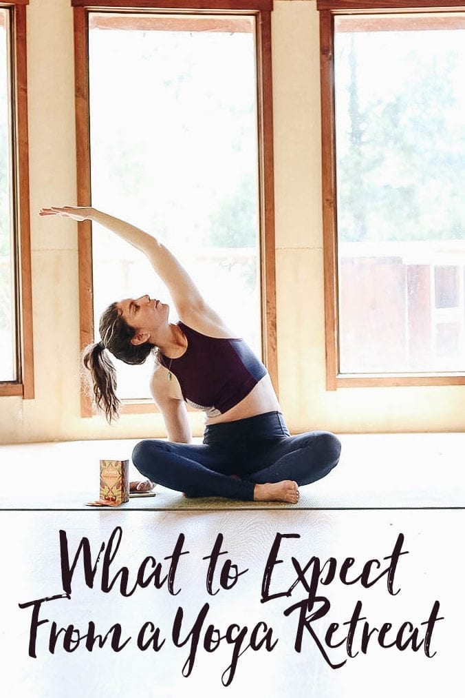 Heading out on your first yoga retreat? Here's what to expect from your first yoga retreat and how to prepare for your next yoga adventure.
