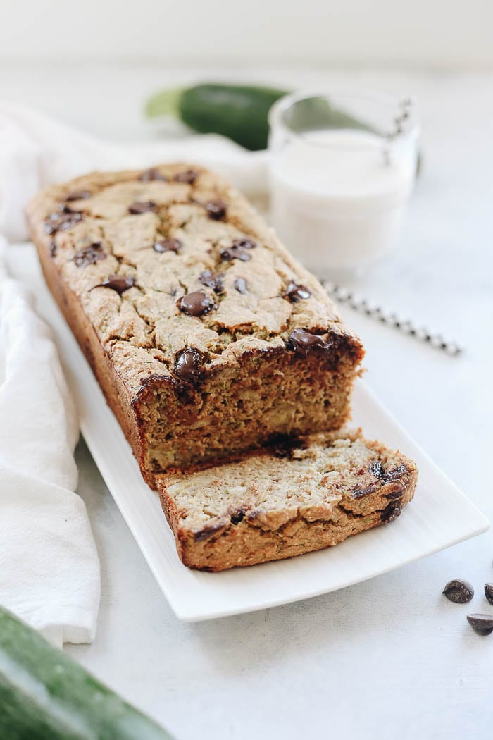A healthy summer treat with a serving of zucchini mixed into this sweet and  delicious Chocolate 4327fc350