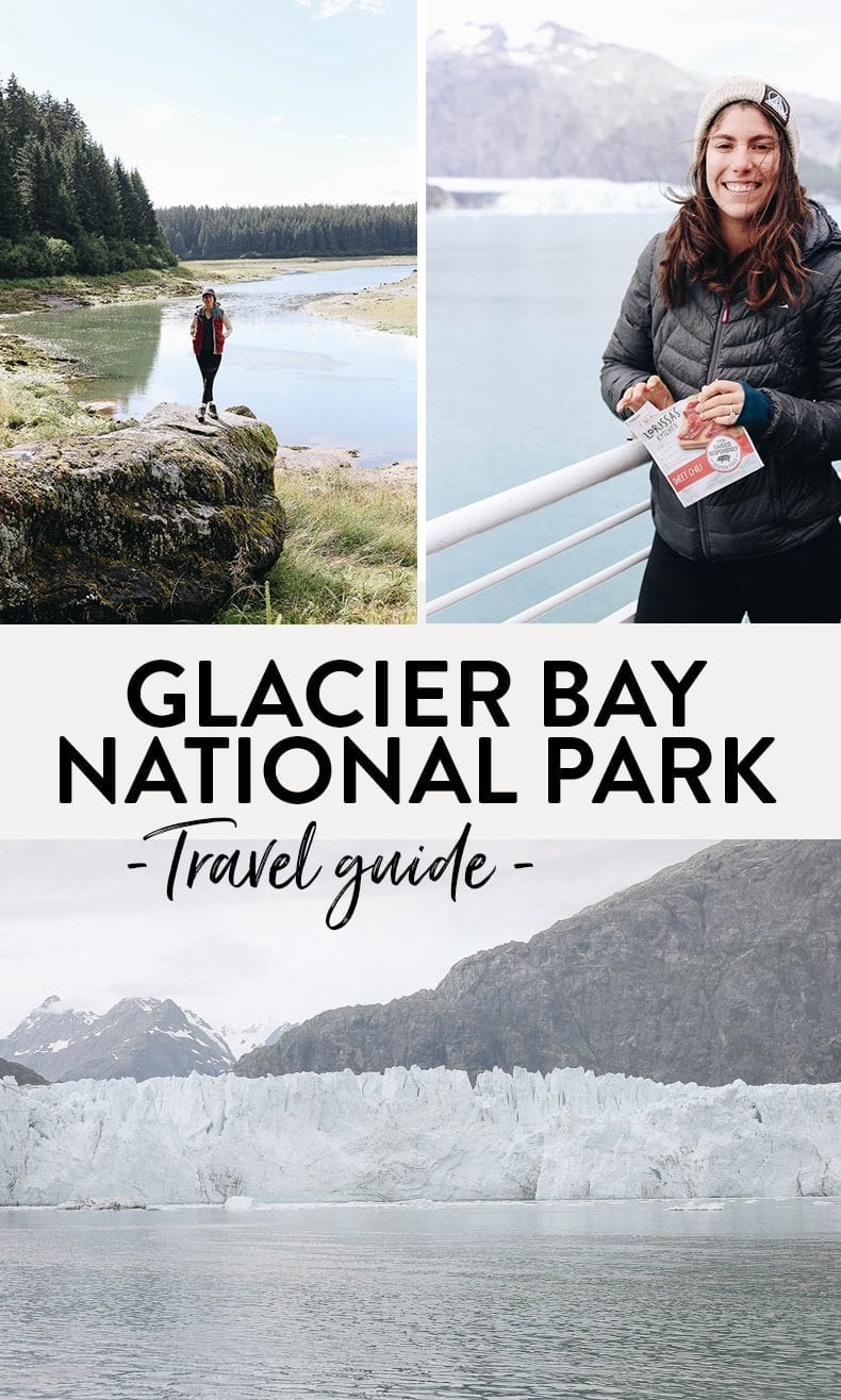 Visiting Glacier Bay National Park in Alaska? This travel guide will tell you where to stay, what to do and where to eat and explore when you're in the park!
