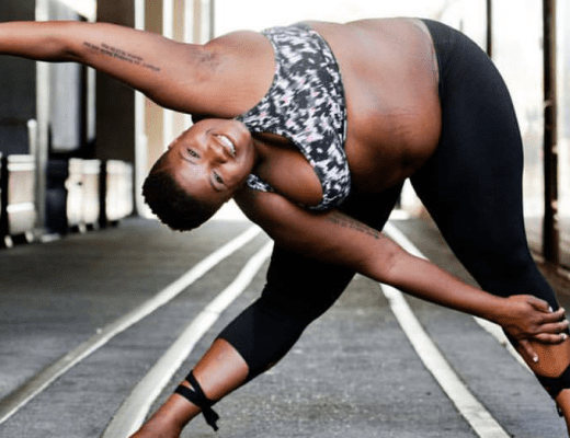 On episode #32 of That's So Maven, we're chatting with Jessamyn Stanley, a yoga instructor and body positive advocate about the yoga community and inclusivity.