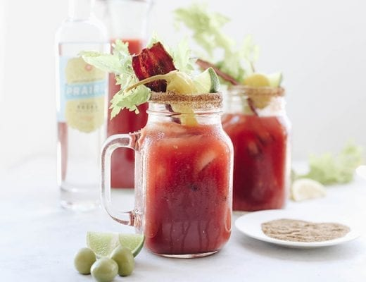 Getting ready for your next boozy brunch? Fear not! We've got you covered with this tutorial on How To Build the Ultimate Bloody Mary Bar to impress all of your guests!