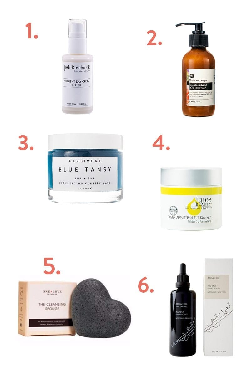 Once a year it's the Credo Beauty Family and Friends Event and this year I've put together a list of the must-buy green beauty items for 2017!