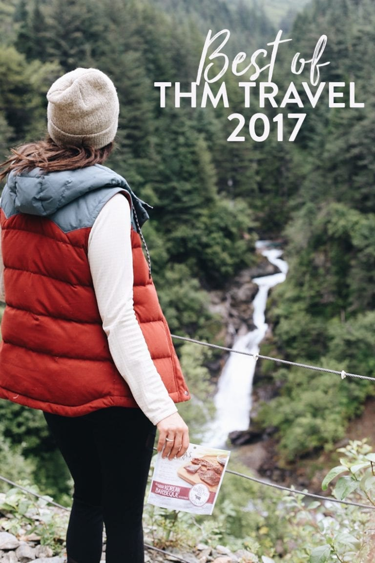 Another year for the record books! In today's post I'm sharing the best of thm and my top travel destinations of 2017, plus where you should go in 2018!