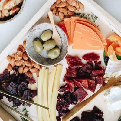 The first step in adulting is knowing how to build the best charcuterie meat board. This post will teach you how and the proportions you need to nail your board on your first try!