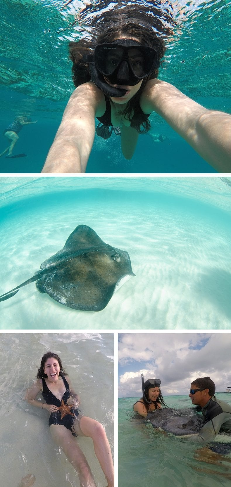 Visiting Grand Cayman for the first time? Here is a full travel guide on what to do in Grand Cayman along with the best restaurants, workouts and wellness tips for your next visit!