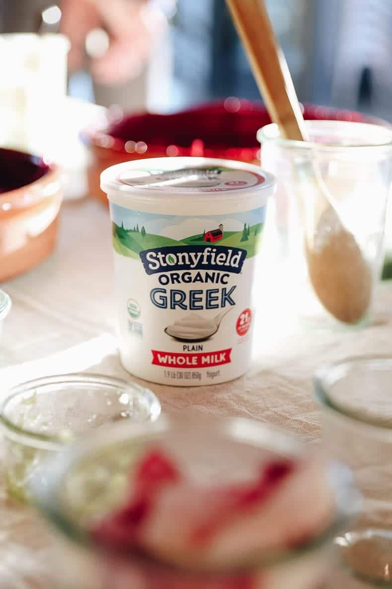 "Stonyfield Organic and how they're supporting the question ""does organic really matter?"""