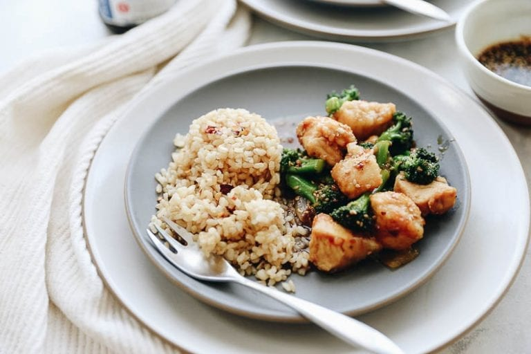 20-minute Teriyaki chicken for an easy and delicious weeknight dinner recipe.