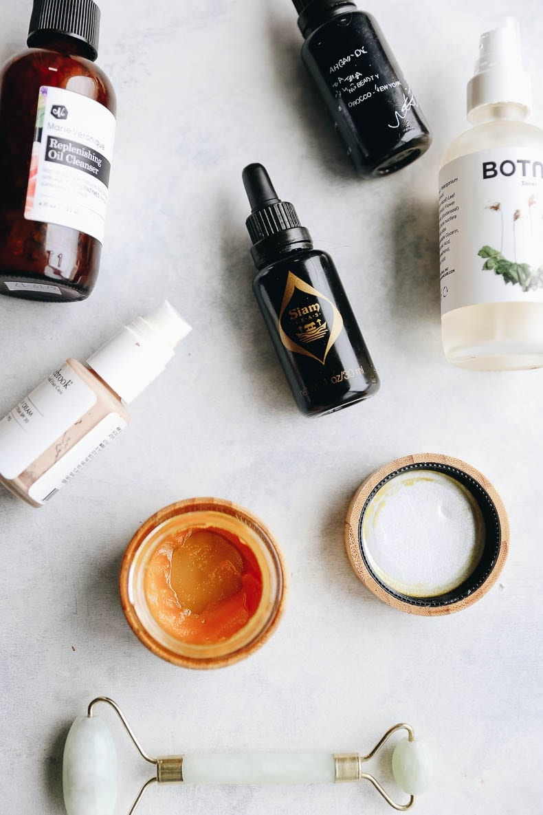 An acne update and acne-healing remedies for breakout-prone skin.