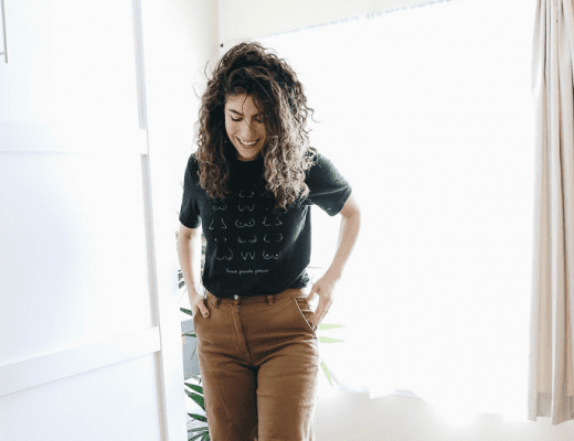 What my curly hair has taught me about self-love and how I found deep compassion for my insecurities and in the process learned not only to accept them, but to love them.