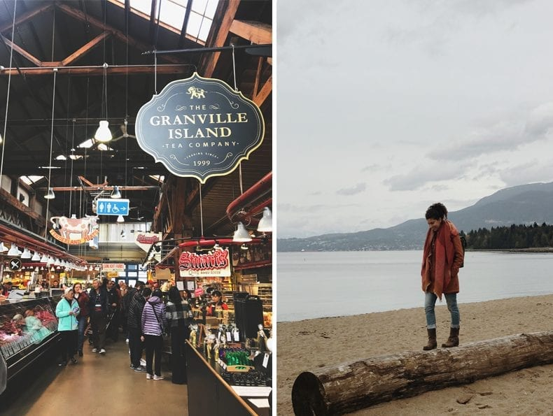 Visiting Vancouver, British Columbia? Here's what to do on your 36 hour trip!