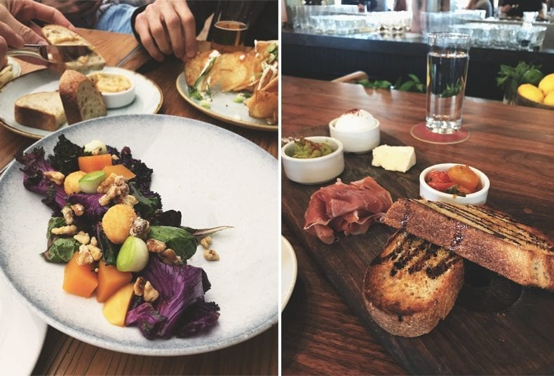 Where to eat in Vancouver as part of this British Columbia Travel Guide