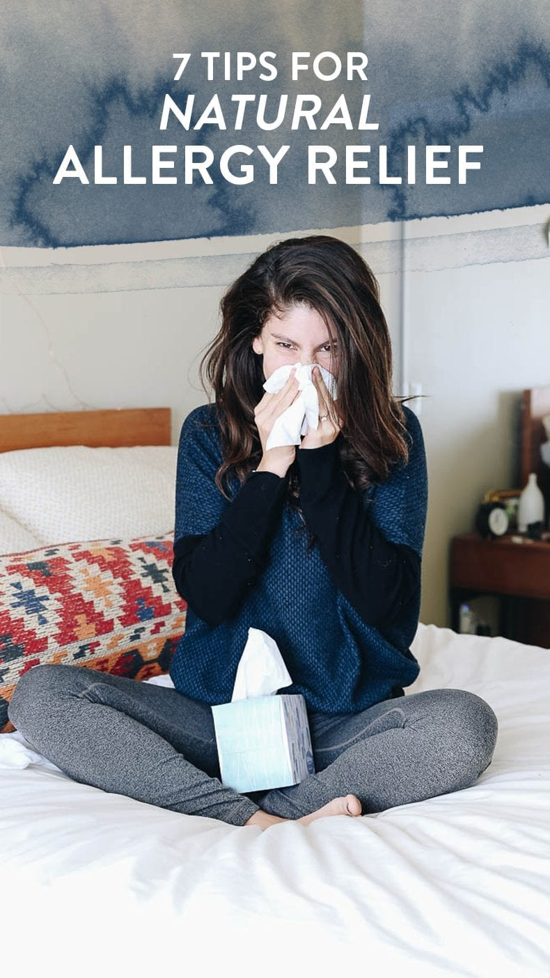 Suffering from seasonal allergies? These 7 Natural Seasonal Allergy Relief Remedies actually work and you can find them at any local grocery store or health food shop. No more drowsy antihistamines!