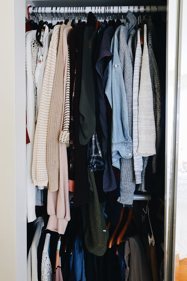 Have you ever heard of a capsule wardrobe? Today I'm chatting about What a Capsule Wardrobe is + How To Start One to help minimize clothing purchases, make more sustainable choices and get more wear our of your clothing.