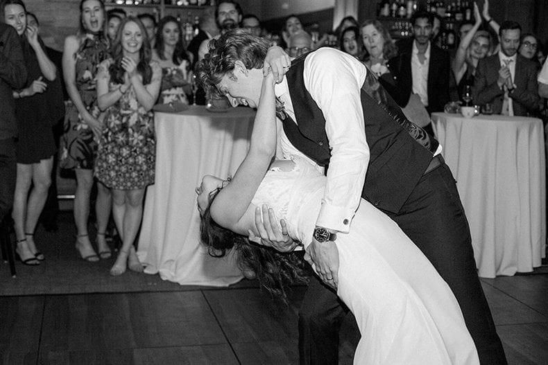 Wedding In The Presidio - A green and white San Francisco, California eucalyptus-inspired wedding #wedding #weddinginspo #sanfrancisco
