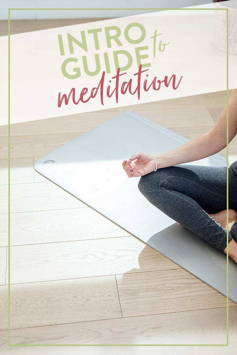New to meditation? Don't let it stress you out! In this article I'll teach you how to do it with this intro guide to meditation. Meditation is about the journey and not the destination, here's how to enjoy that journey and get the most of its benefits.