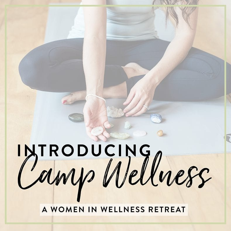 Have you ever dreamed of a yoga retreat in the redwoods of California? Or trying out new wellness trends in one weekend? Then Camp Wellness and The Healthy Maven's yoga retreat is for you!