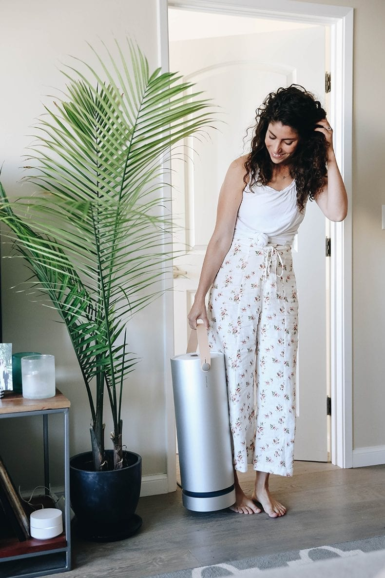 """Have you considered getting an air purifier or dabbled with the question """"do I really need an air purifier?"""" This post is breaking down the pros and cons and whether or not an air purifier is for you."""