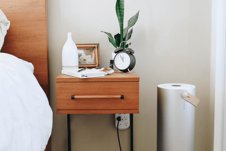"Have you considered getting an air purifier or dabbled with the question ""do I really need an air purifier?"" This post is breaking down the pros and cons and whether or not an air purifier is for you."