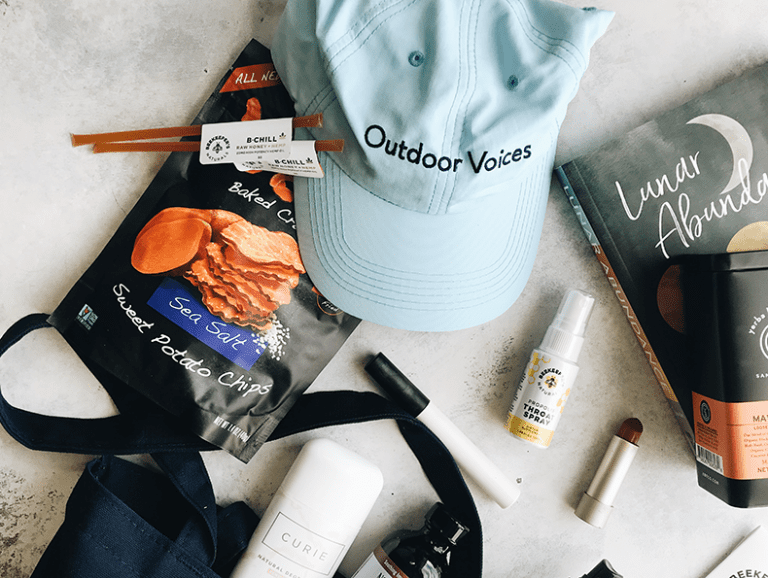 Camp Wellness is right around the corner and the weekend wouldn't be as incredible as it is without all these Camp Wellness Sponsors. Here's what you'll get in the swag bag!