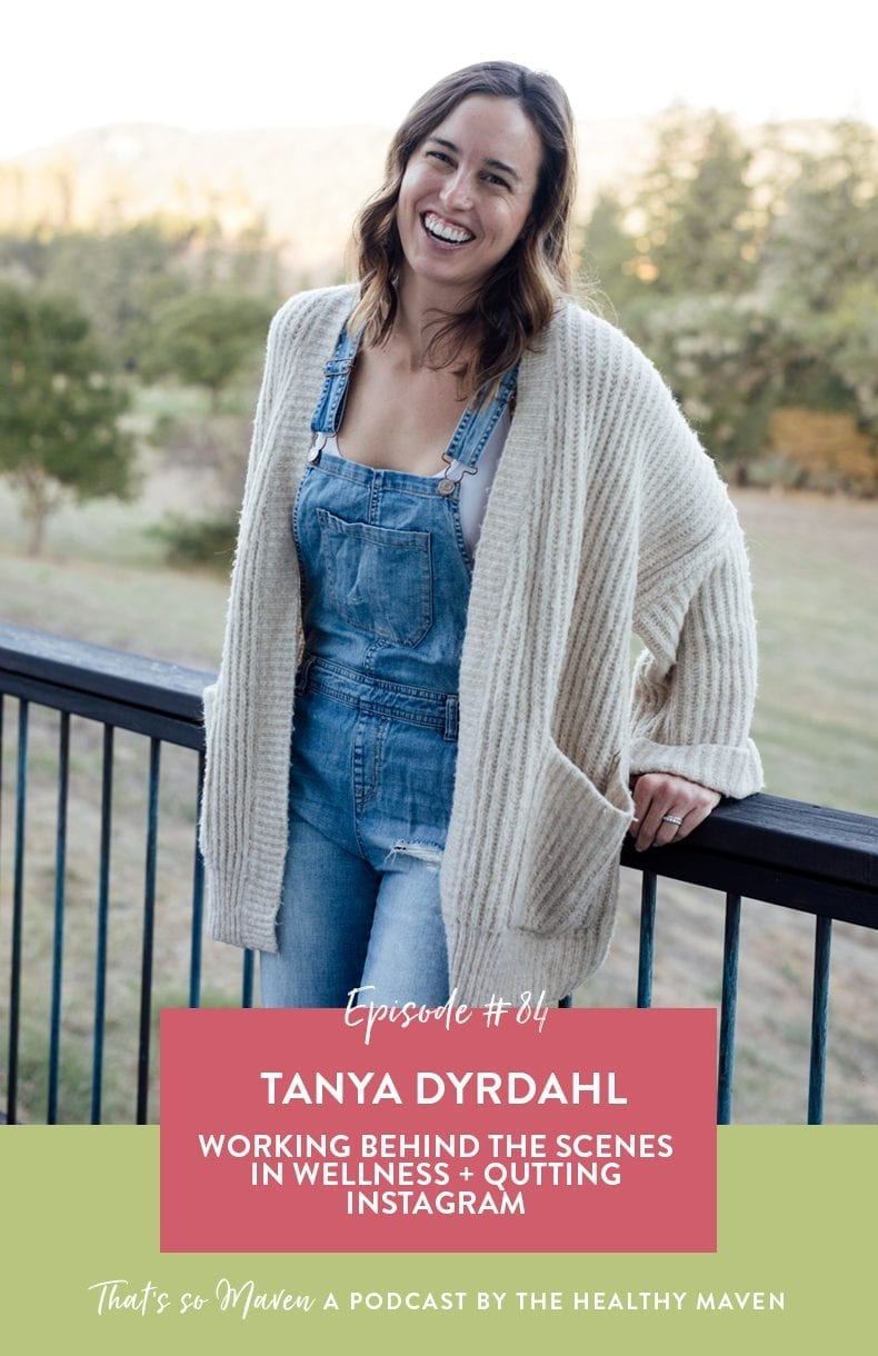 This week's episode is a little bit different...for episode 84 I'm chatting with Tanya Dyrdahl, THM's operations manager about what it's like to work behind-the-scenes in wellness and work for ME!