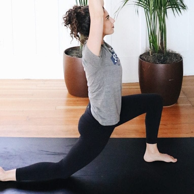 7 Yoga Poses For Stress Relief The Healthy Maven