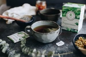 In this Intro Guide To Herbal Teas we're talking about the benefit of herbal teas, which ones to choose and how they can help improve your life in just one cup a day.