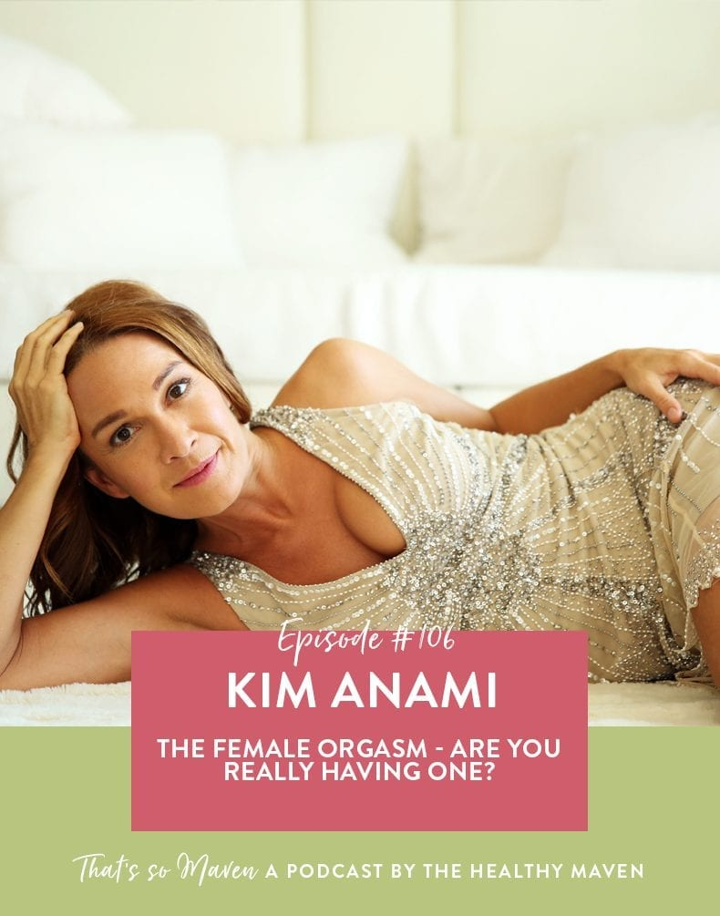 On Episode #106 of the podcast, Davida is chatting with Kim Anami all about the female orgasm and how to actually have one from sex and also from stimulation.