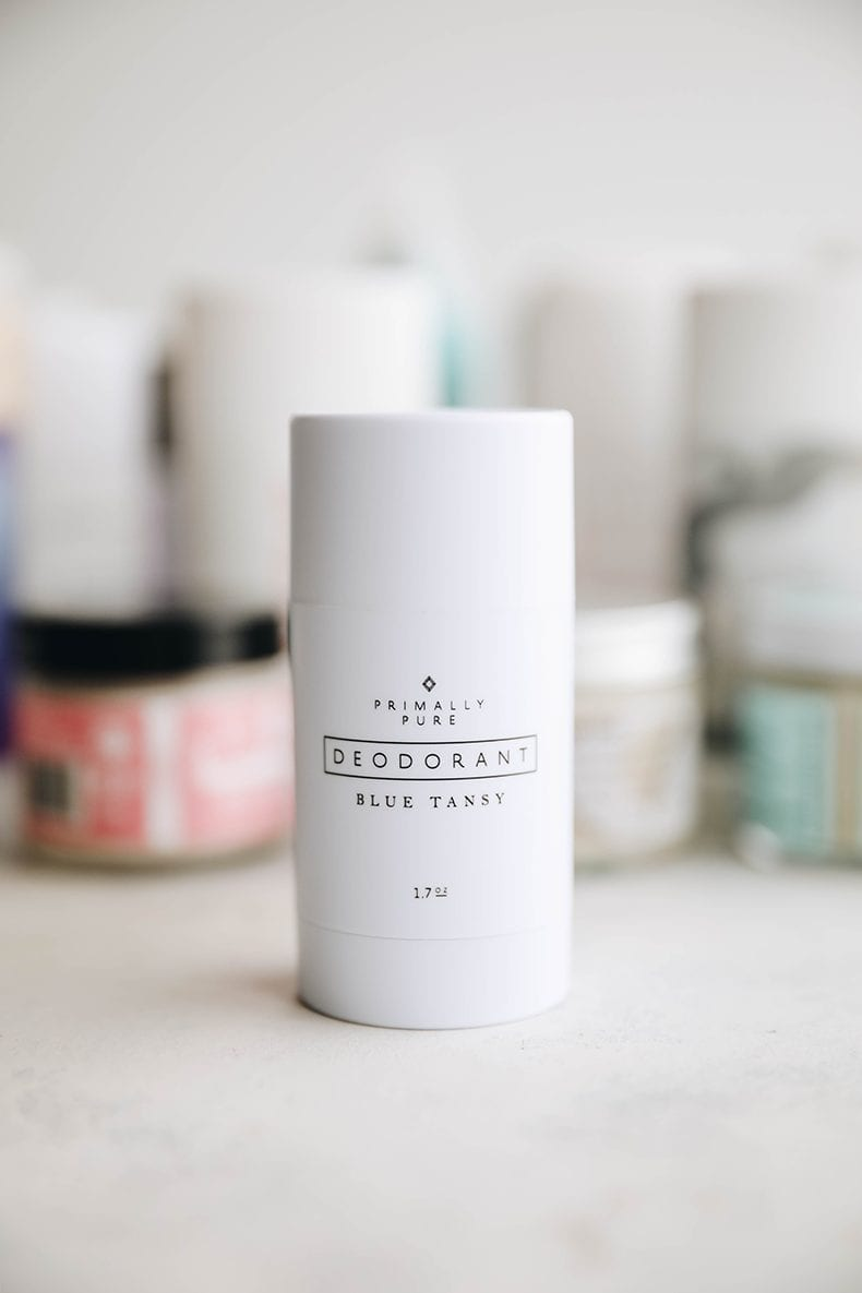 Primally Pure - One of the best natural deodorants on the market
