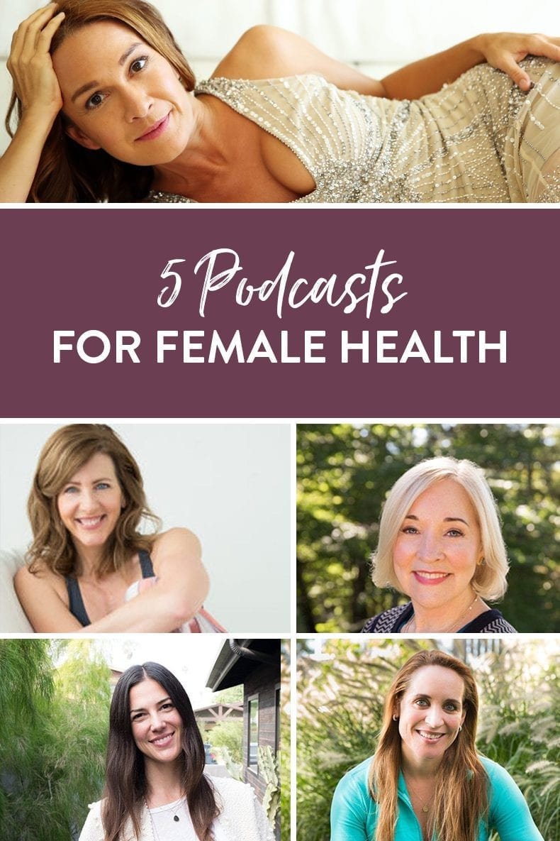 From the pelvic floor to the female orgasm, women's health covers a vast variety of topics - today we're sharing 5 podcasts for female health to help you navigate it all.