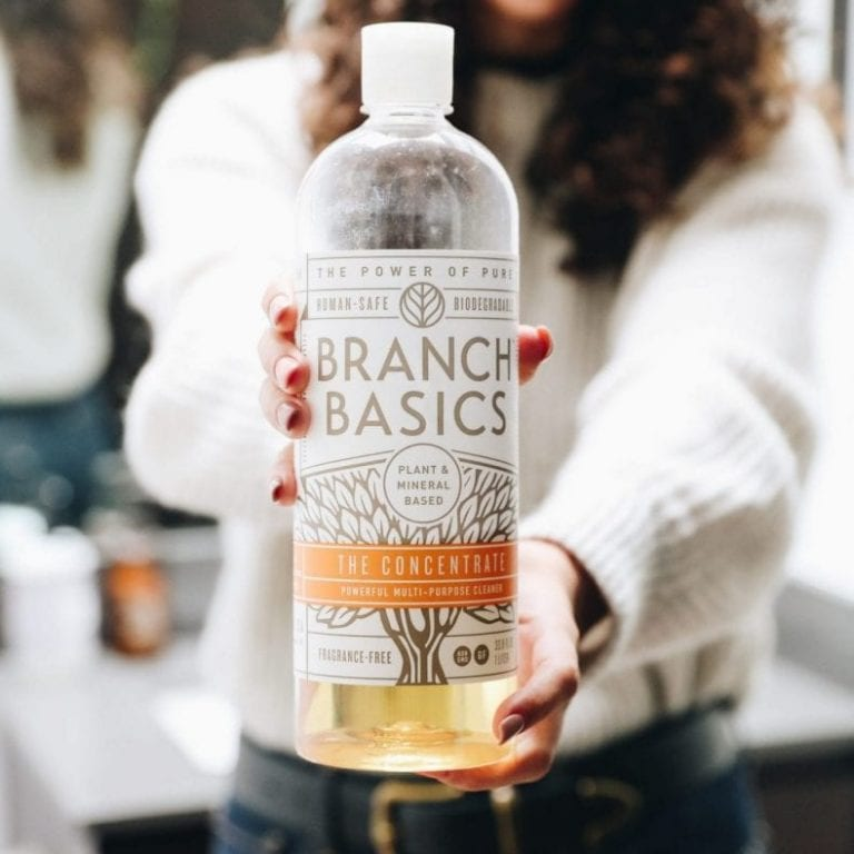 branch basics natural house cleaner