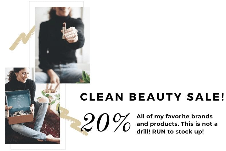 credo beauty sale