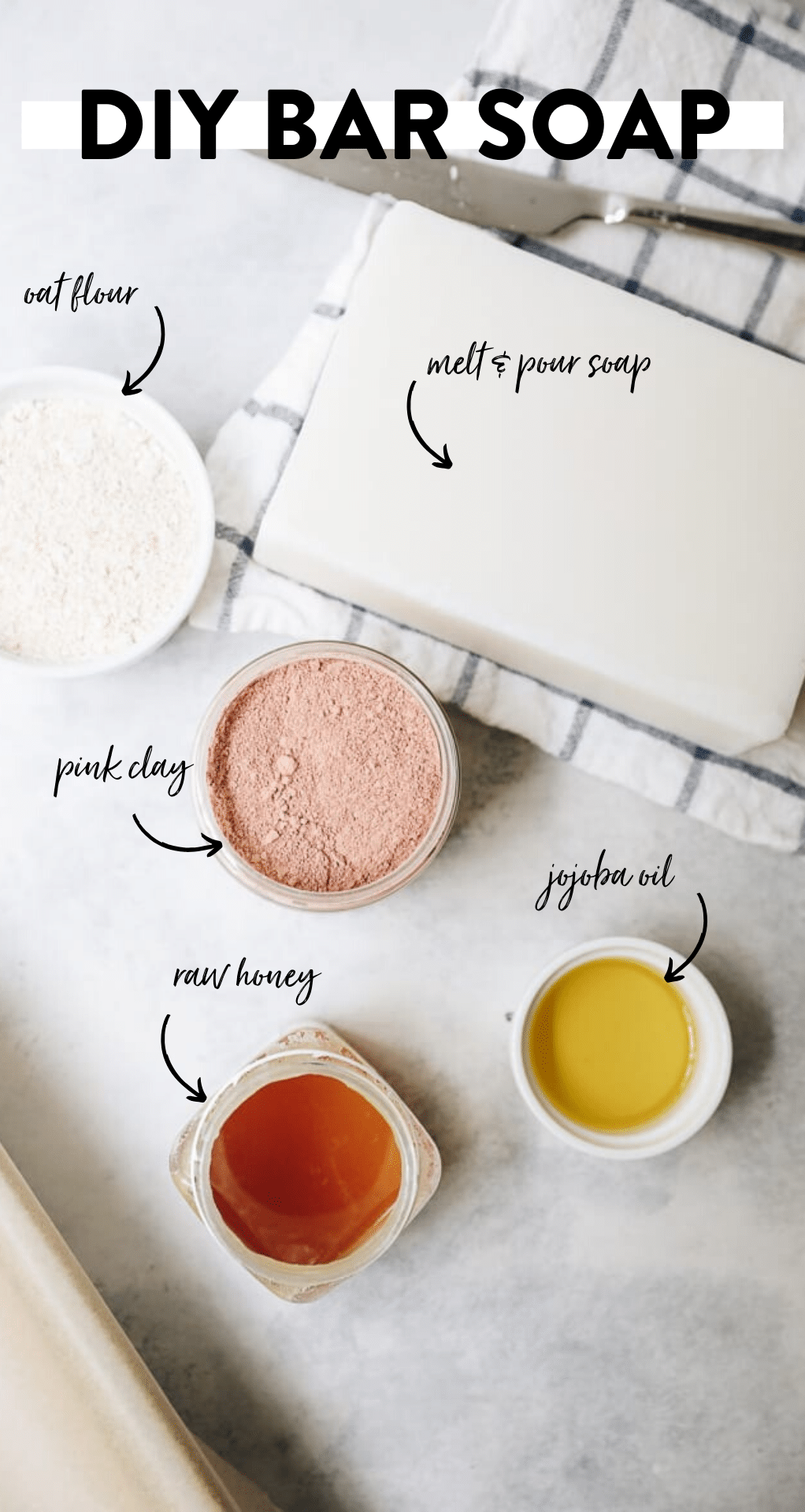 How To Make Homemade Bar Soap Sensitive Skin The Healthy Maven